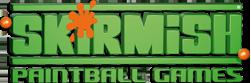 Skirmish Paintball Nottingham logo