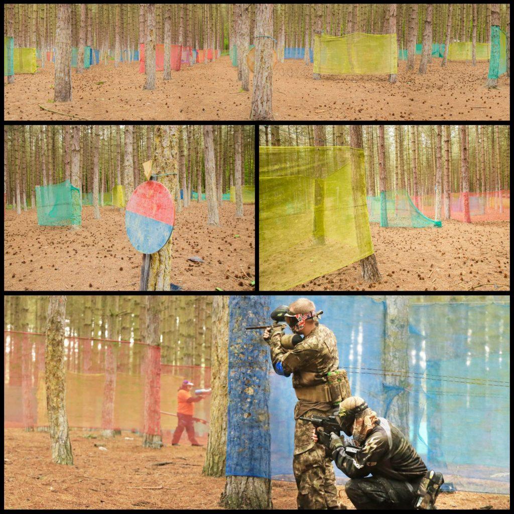 Skirmish Paintball Nottingham